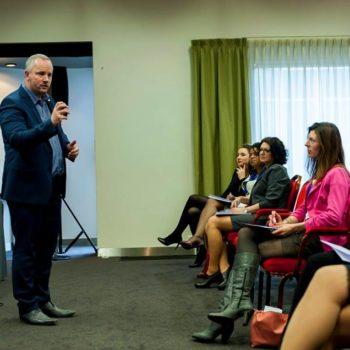 Speaking at International Conferences